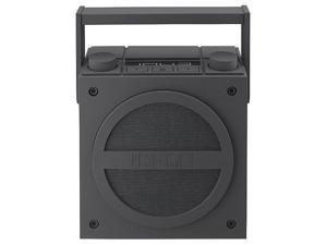 iHome Bluetooth Wireless Rechargeable Boombox - Grey