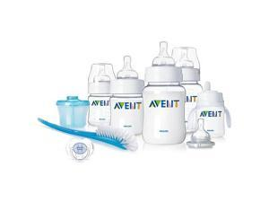 Philips AVENT BPA Free Classic Infant Starter Gift Set Exclusive