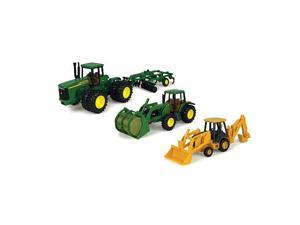 John Deere Toy Replica Vehicle Value Set #zMC