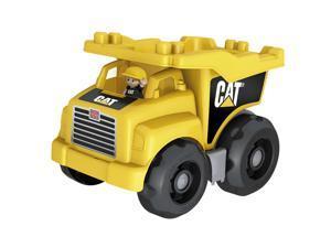 Mega Bloks CAT Vehicle - Dump Truck 7845