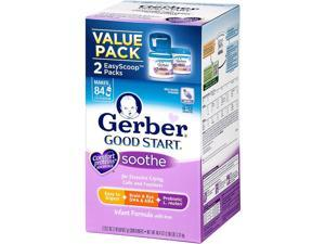 Gerber Good Start Stage 1 Soothe Non-GMO Powder Infant Formula 22.2 - 2 Pack