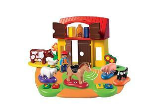 PLAYMOBIL Interactive Play and Learn 123 Farm