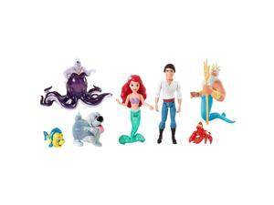 Disney Princess - The Little Mermaid Story Set