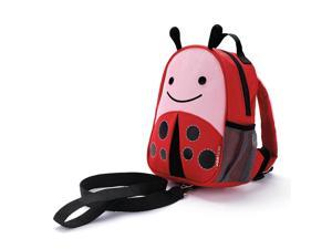 Skip Hop Zoo Harness Backpack - Ladybug