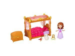 Disney Sofia the First Sofia and Royal Bed