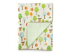 Skip Hop Nursery Blanket - Treetop Friends
