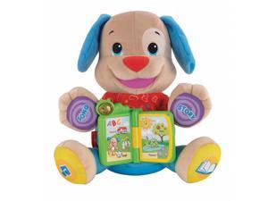 Fisher-Price Laugh and Learn Singing Storytime Puppy #zMC