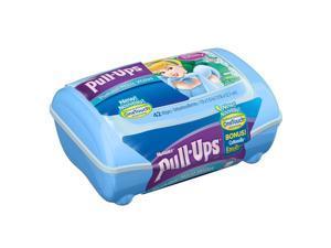 Huggies Pull Ups Wipes Tub - 42 Count