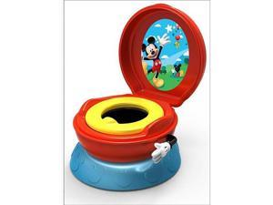 The First Years Disney Baby Mickey Mouse 3-in-1 Celebration Potty System