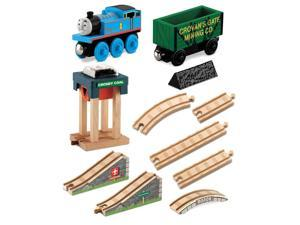 Thomas the Train Coal Hopper Figures (Set of 8) by Fisher-Price Inc