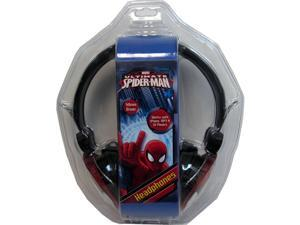 Spider-Man Headphone with Moulded Head
