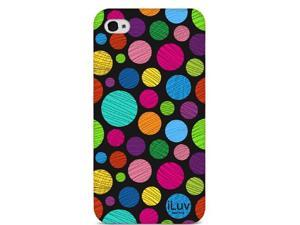 Polka Dot Case for iPod Touch 5 - Multicolored