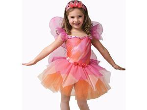 Fuschia Water Color Fairy - Small Child