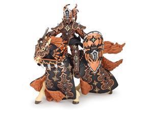 Dark Spider Warrior & Horse