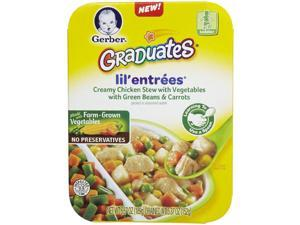 Gerber Lil' Entrees Creamy Chicken & Vegetable Stew with Green Beans &