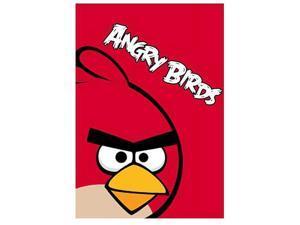 Angry Birds Blanket 60 in. X 90 in. #zMC