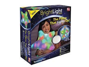 Bright Light Star Pillow