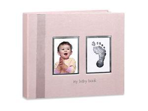 Baby Imprints Memory Book- Pink