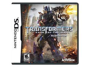 Transformers: Dark of the Moon Autobots for Nintendo DS
