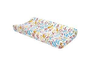 Trend Lab Dr. Seuss ABC Changing Pad Cover