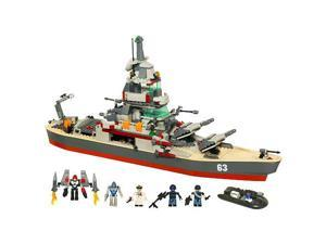 Kre-O Battleship Set - U.S.S. Missouri #zMC