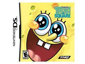 Spongebob: Truth or Square Nintendo DS Game