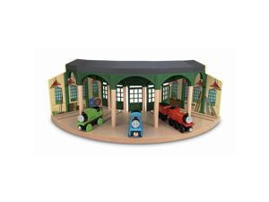 Wooden Railway Tidmouth Sheds