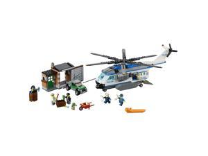 LEGO City Helicopter Surveillance 60046