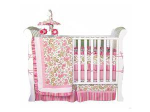Trend Lab Paisley Park 4 Piece Crib Bedding Set