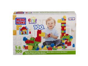 Mega Bloks First Builders Imagination Building 100 Pieces