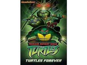 Teenage Mutant Ninja Turtles: Turtles Forever DVD