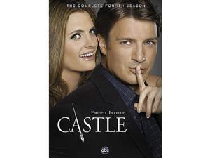 Castle: The Complete Fourth Season - SD