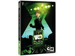 Ben 10: Alien Force Season 1, Vol. 7 DVD