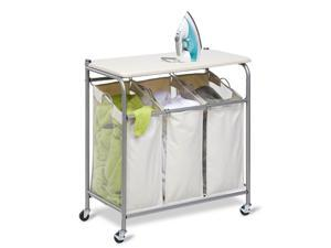 Honey-Can-Do Ironing Sorter Combo Laundry Center