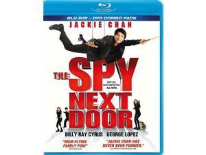 The Spy Next Door BLU-RAY and DVD Disc Set