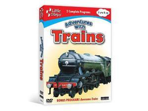 Little Steps: Adventures with Trains DVD