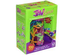 Jawbones Construction Toy - 100 Piece Set