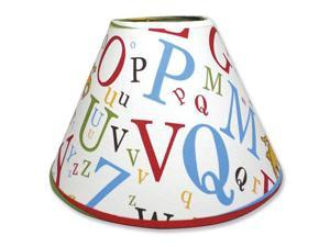 Trend Lab Lamp Shade - Dr. Seuss ABC - 30022