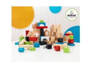 KidKraft Wooden Block Set - 63242