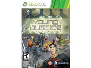 Young Justice: Legacy! for Xbox 360