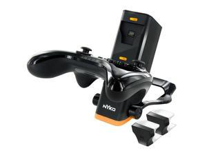 Nyko Charge Base Pro (Black) - Dual port charging dock for Pro Controller Wii U