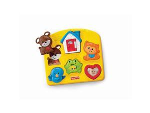 Fisher-Price Brilliant Basics Activity Puzzle