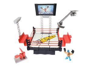 WWE Rumblers Rampage Devastadium Playset #zMC