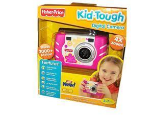 Fisher-Price Kid-Tough Digital Camera - Pink