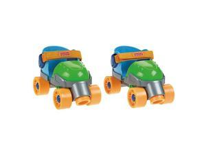 Fisher-Price Grow with Me Boy's Quad Roller Skates