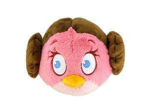 "Angry Birds 5"" Star Wars Plush - Princess Leia"