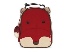 Skip Hop Zoo Lunchies Insulated Lunch Bag - Fox