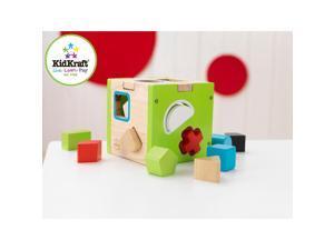 KidKraft Shape Sorting Cube - 63247