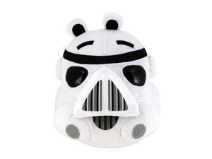 """Angry Birds 5"""" Star Wars Plush - Storm Trooper"""