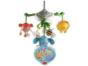 Fisher-Price Twinkling Lights Projection Mobile